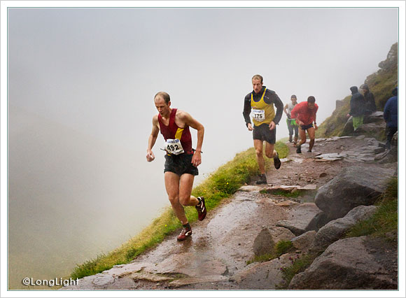 Danny Hope and Ricky Lightfoot - Ben Nevis 09 2070